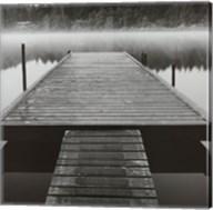 Arrow Dock, Salt Spring Island Fine-Art Print