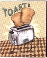 Nifty Fifties - Toast Fine-Art Print
