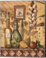 Flavors Of Tuscany IV Fine-Art Print