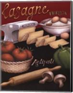 Lasagna Fine-Art Print