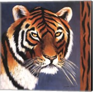 Exotic Tiger - Mini Fine-Art Print