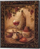 Tuscan Table - Chianti - Mini Fine-Art Print