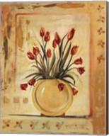 Yellow Vase Fine-Art Print