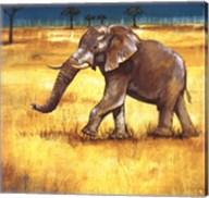 On The Plains III Fine-Art Print