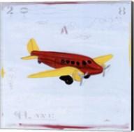 Plane Fine-Art Print