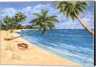 Palm Beach Garden I Fine-Art Print