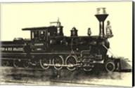 Locomotive III Fine-Art Print
