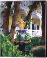 Conch Fountain Fine-Art Print