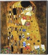 The Kiss, c.1908 Fine-Art Print