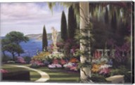 Seaside Villa Fine-Art Print