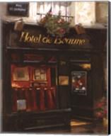 Red Interiors, Paris Fine-Art Print