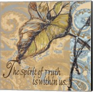 Spirit Of Truth Fine-Art Print