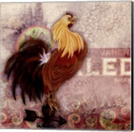 Morning Rooster Fine-Art Print