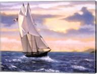 East Wind Sails Fine-Art Print