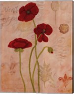 Poppy Fresco II Fine-Art Print