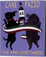 Cane Pazzo Fine-Art Print