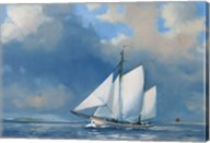 Majestic Sails Fine-Art Print