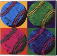 Ball Four - Baseball Fine-Art Print