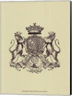 Heraldry IV Fine-Art Print