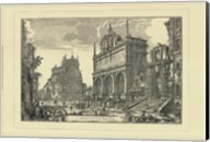 Piranesi View Of Rome III Fine-Art Print