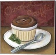 Chocolate Souffle Fine-Art Print