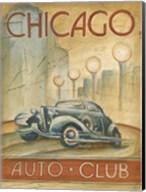 Chicago Auto Club Fine-Art Print