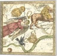Zodiac Chart I Fine-Art Print