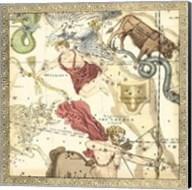 Zodiac Chart II Fine-Art Print
