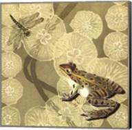 Frog Fable II Fine-Art Print