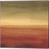 Abstract Horizon II Giclee