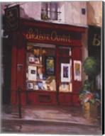 Le Livre Ouvert, Paris Fine-Art Print