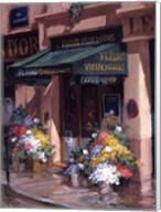 Fleurs Au Soleil, Paris Fine-Art Print
