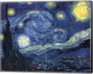 The Starry Night, c.1889 Fine-Art Print