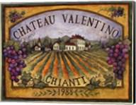 Chateau Valentino Fine-Art Print