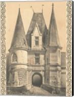 Bordeaux Chateau II Fine-Art Print