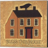 Bless This House Fine-Art Print