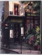 Left Bank Book Shop Fine-Art Print