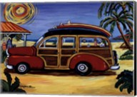 Red Woody Fine-Art Print