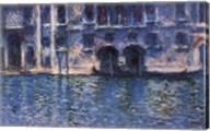 Venice Palazza Da Mula Fine-Art Print