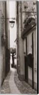 La Strada, Portofino Fine-Art Print