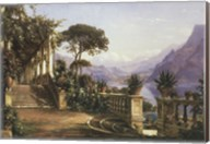 Lodge on Lake Como Fine-Art Print