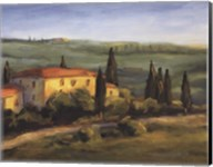 A Tuscan Morning Fine-Art Print