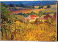 Vineyard Hill Fine-Art Print