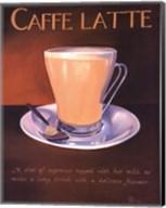 Urban Caffe Latte Fine-Art Print