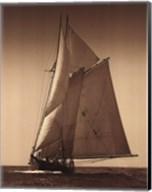 Under Sail I Fine-Art Print