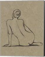 Sophisticated Nude II Giclee