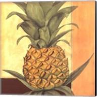 Golden Pineapple I Fine-Art Print