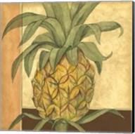 Golden Pineapple II Fine-Art Print