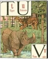 Noah's Alphabet VI Fine-Art Print
