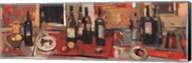 Vin Rouge Panel Fine-Art Print